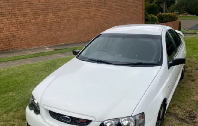 2007 Ford BFII Falcon F6 Typhoon R Spec in winter white images (3).png