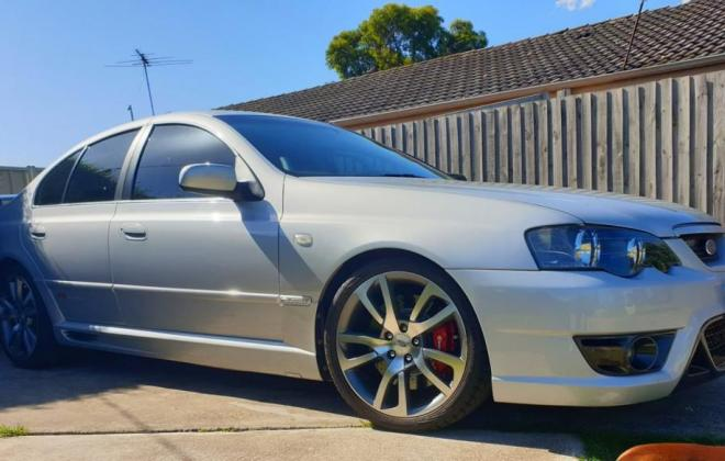2007 Ford Falcon F6 Typhoon R spec silver rare exterior images (1).jpg