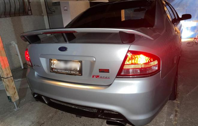 2007 Ford Falcon F6 Typhoon R spec silver rare exterior images (3).jpg