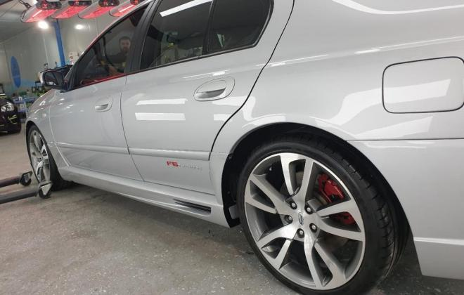 2007 Ford Falcon F6 Typhoon R spec silver rare exterior images (7).jpg