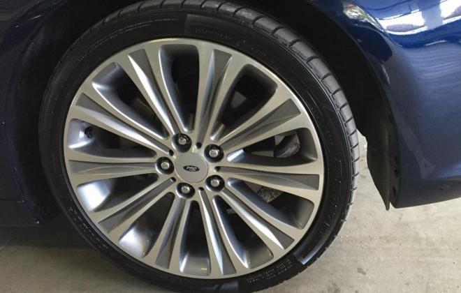 2014 Ford Falcn G6E FG X Turbo sedan rare Blue paint 2021 images (10).jpg
