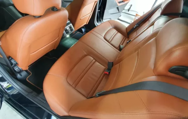 2015 Black Ford G6E Turbo FGX with tan brown leather images 2021 (7).png