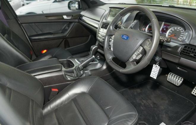 2016 Ford Falcon G6E Turbo FG X interior images black leather (2).jpg