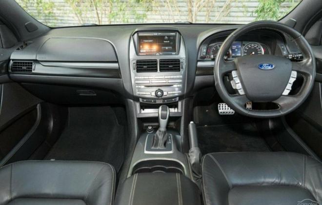 2016 Ford Falcon G6E Turbo FG X interior images black leather (5).jpg
