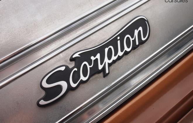 2111 1978 Chrysler Sigma Scorpion Coupe Bronze paint images fully restored Australia (11).jpg