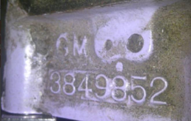 283 engine block casting number 3849852 Studebaker 283.png