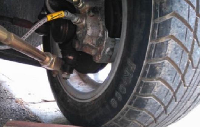 8.4 inch Leyland Mini disc brakes.jpg