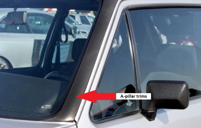 A Pillar trims MK1 Golf GTI campaign edition.png