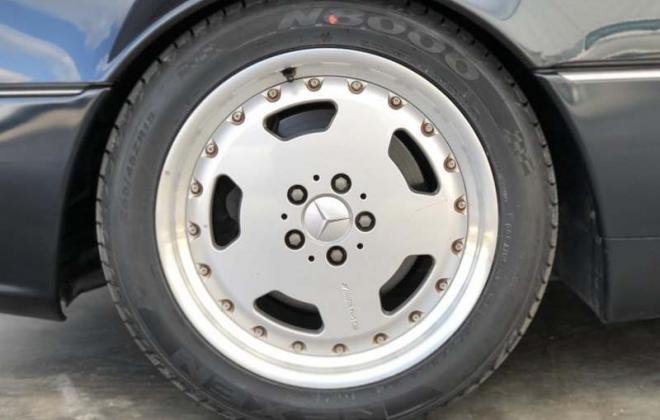 AMG wheels Design IV fitted to C140 W140 CL500.jpg