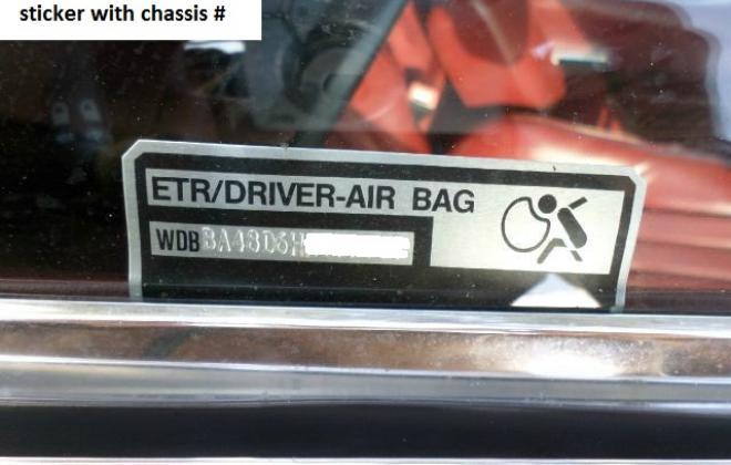 Airbag option tag on drivers windscreen.jpg