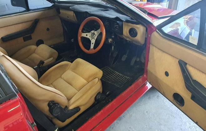 Alfa Romeo Alfetta GTV6 Grand Prix Red Australia unrestored (4).jpg