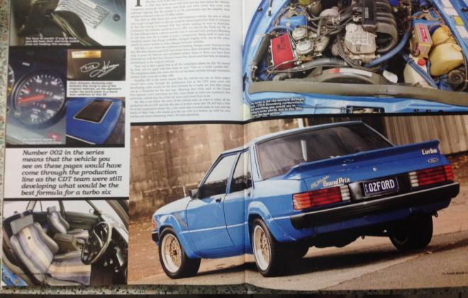 Article on Dick Johnson Grand Prix Turbo Car number 2.jpg