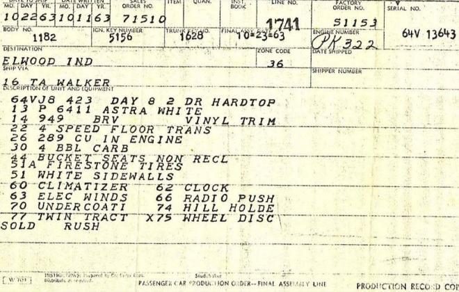 Astra White Studebaker Daytona Hardtop 1964 coupe images 2018.jpg