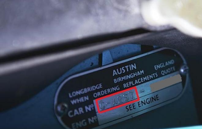 Austin 1071 Cooper S VIN plate.jpg