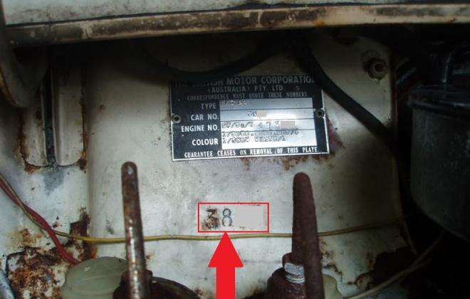 Australian MK1 Morris Cooper S chassis plate.jpg