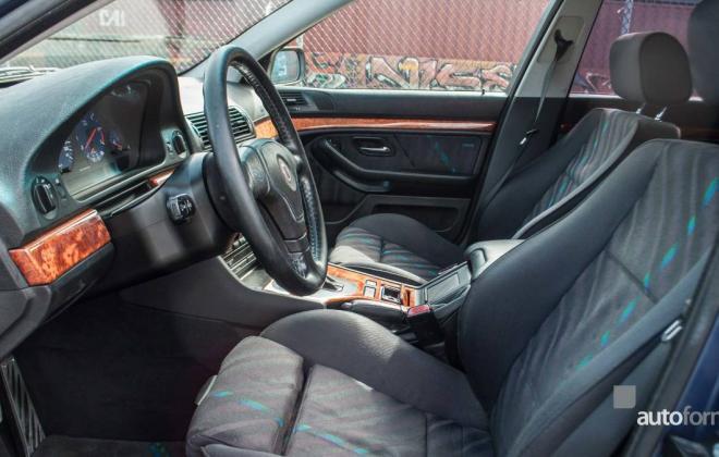 BMW E39 Alpina B8 V8 interior images (6).jpg
