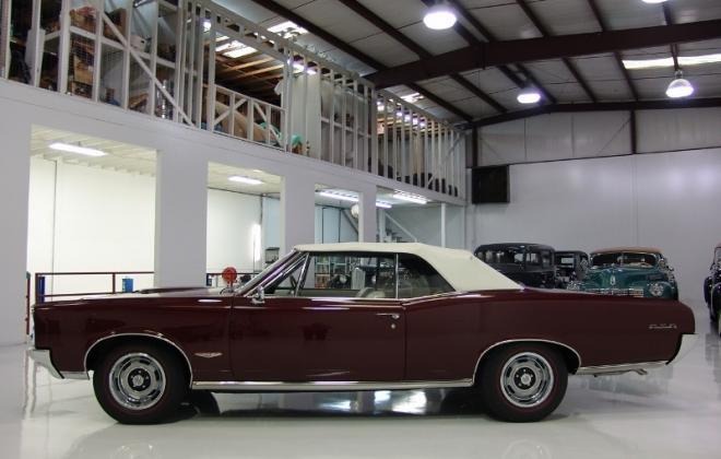 Beige Convertible Top 1966 Pontiac GTO.jpg