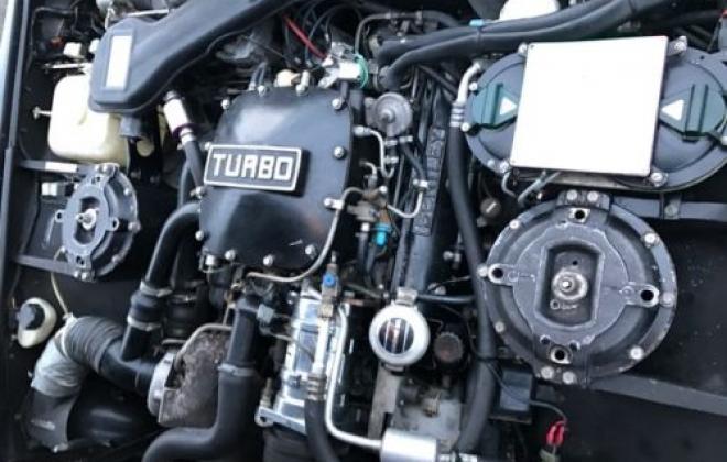 Bently Turbo R Engine bay.jpg
