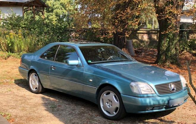 Beryl 888 paint Mercedes C140 coupe.jpg