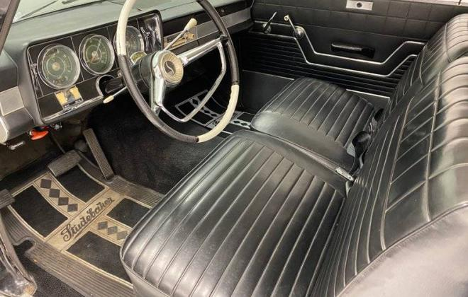 Black 1964 Studebaker Daytona Hardtop rare classic images (5).jpg