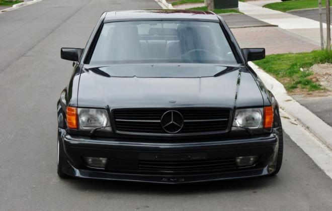 Black 560 SEC AMG 6.0 widebody classic register (10).jpg