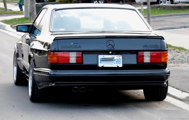 Black 560 SEC AMG 6.0 widebody classic register (12).jpg