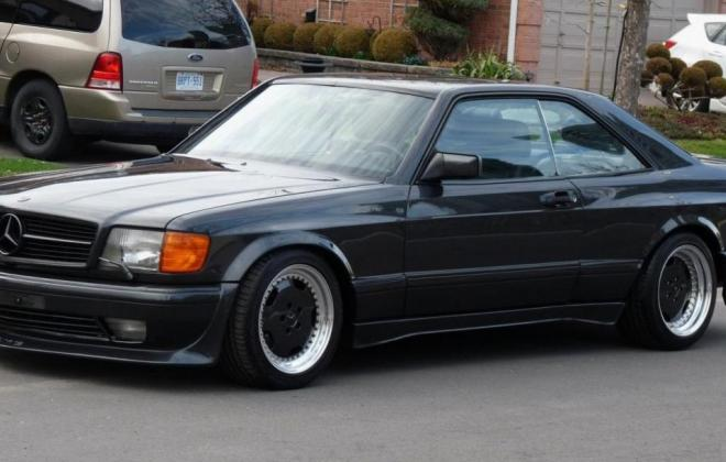 Black 560 SEC AMG 6.0 widebody classic register (8).jpg