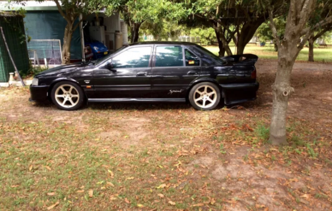 Black Ford Falcon ED XR8 Sprint 1994 image (1).png