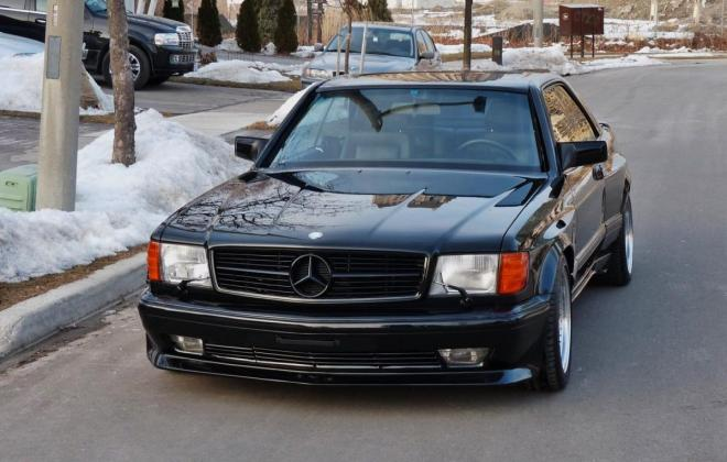 Black Mercedes 560SEC AMG 6.0 wide body classic register (15).jpg