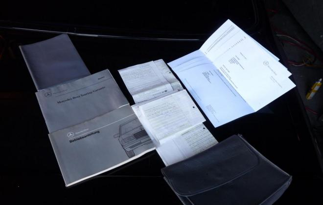 Black Mercedes 560SEC AMG 6.0 wide body classic register (21).jpg