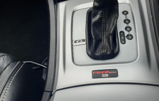 Black nappa interior trim BF 2007 F6 Turbo typhoon images (2).jpg