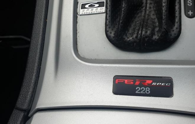 Black nappa interior trim BF 2007 F6 Turbo typhoon images (3).jpg