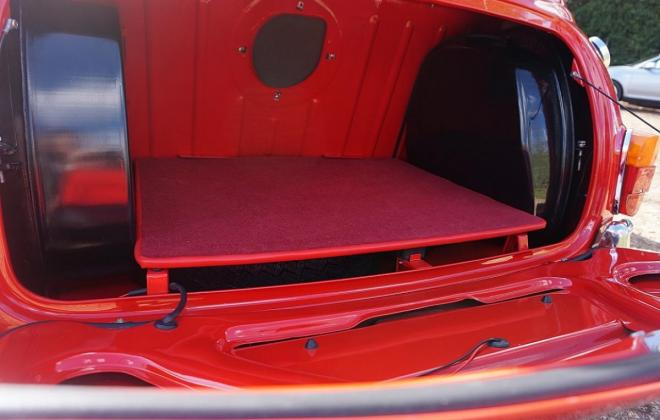 Black over Tartan red 1965 Morris Cooper S MK1 British built image (10).jpg