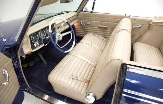 Blue 1964 Studebaker Daytona with 259 V8 2021 images (18).jpg