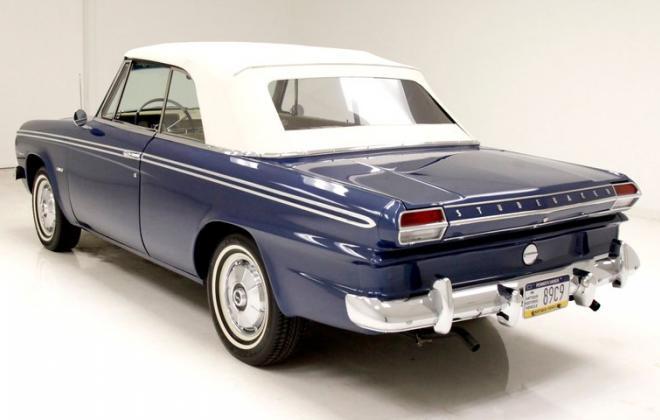 Blue 1964 Studebaker Daytona with 259 V8 2021 images (2).jpg