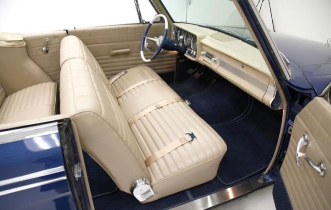 Blue 1964 Studebaker Daytona with 259 V8 2021 images (20).jpg