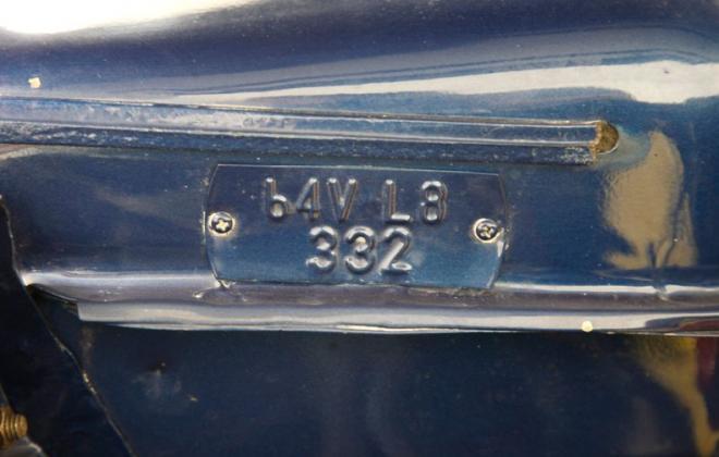 Blue 1964 Studebaker Daytona with 259 V8 2021 images (31).jpg
