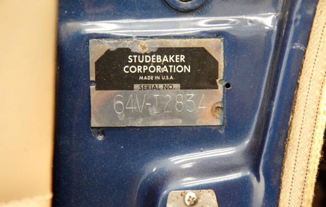 Blue 1964 Studebaker Daytona with 259 V8 2021 images (32).jpg