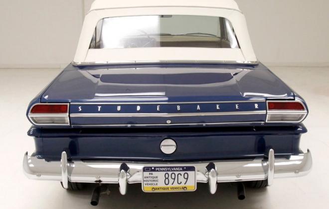 Blue 1964 Studebaker Daytona with 259 V8 2021 images (4).jpg