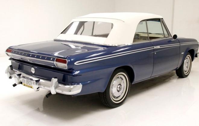 Blue 1964 Studebaker Daytona with 259 V8 2021 images (5).jpg