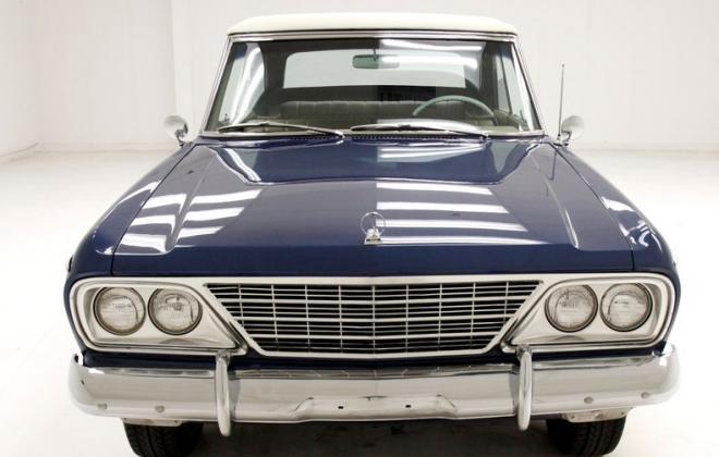 Blue 1964 Studebaker Daytona with 259 V8 2021 images (7).jpg