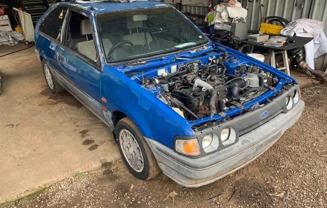 Blue ford Laser KE TX3 1987 unrestored Sydney NSW pictures 2021 (12).jpg