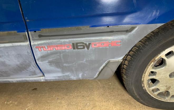 Blue ford Laser KE TX3 1987 unrestored Sydney NSW pictures 2021 (5).jpg