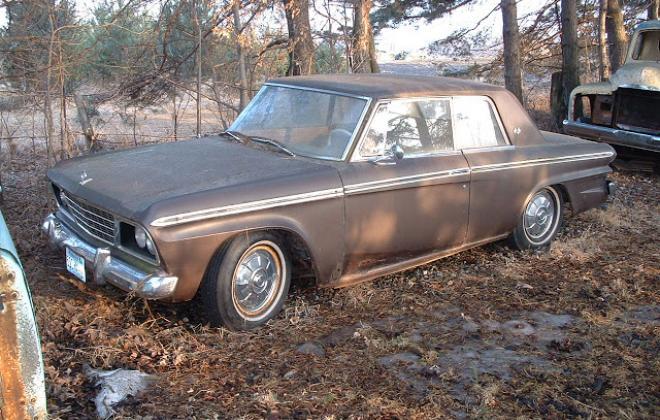 Brown Studebaker Daytona Hardtop coupe 1964 daytona images unrestored (1).JPG