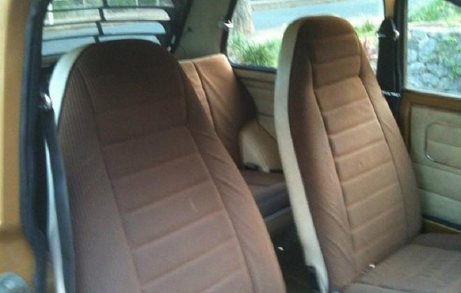 Brown interior 998LS Nugget Gold Leyland Mini.jpg