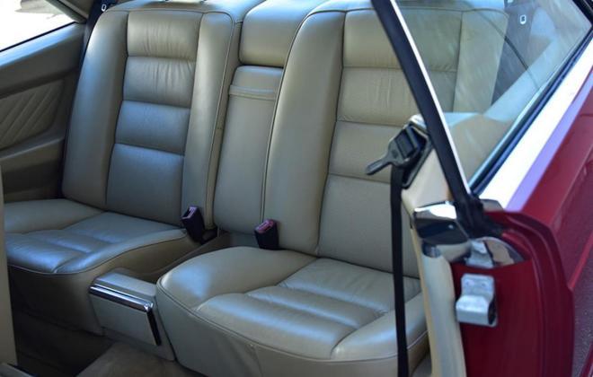 Burgundy maroon Mercedes 560SEC Australian delivered coupe car images (3).jpg