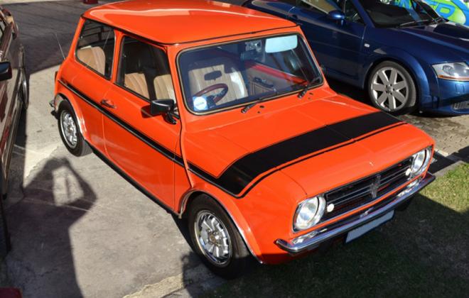 Burnt Orange Leyland Mini GTS.png