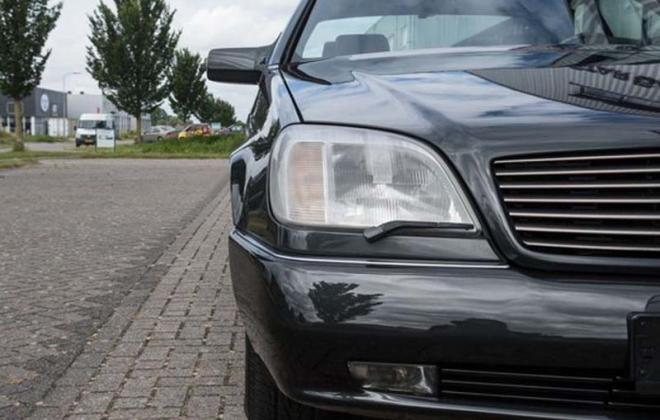 C140 Mercedes Front headlamp image black S500 coupe.jpg