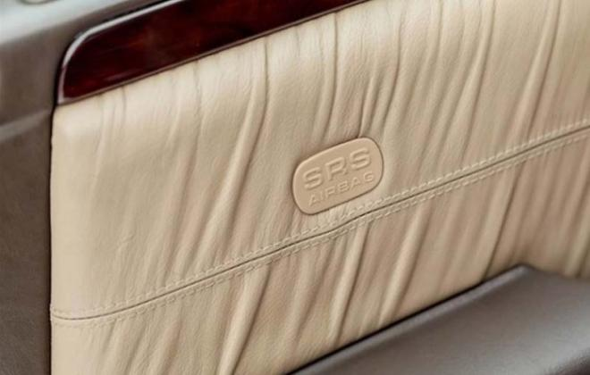 C140 Mercedes W140 coupe SRS side airbag pad door copy.jpg