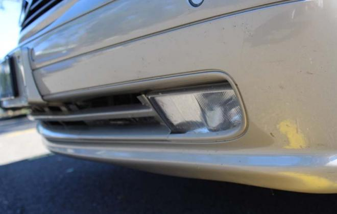 C140 Mercedes lower air dam 1997 CL500.jpg